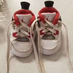 Baby size 1 Nike, Jordan and Converse